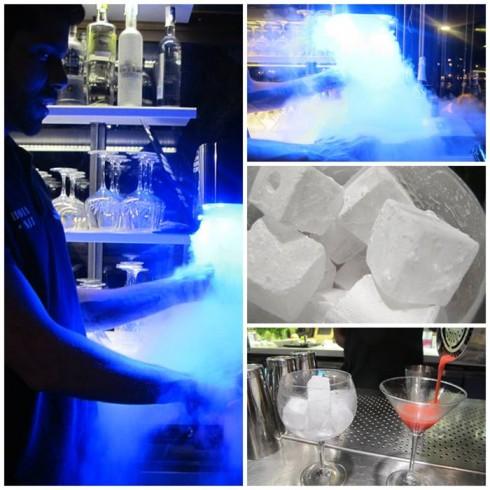 Nitrógeno para helar con rapidez